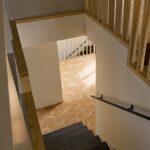 Treppenaufgang Wohnhaus am Hönggerberg