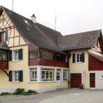 Aussenansicht Wohnhaus am Hönggerberg